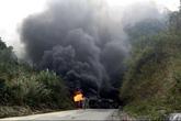 Chưa xác định được danh tính nạn nhân vụ tai nạn thảm khốc ở Hoà Bình