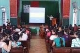 Hương Khê, Hà Tĩnh: 95% cặp vợ chồng trong độ tuổi sinh sảnđược cung cấp thông tin về dân số