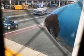 Hi hữu: Bầy ong bám vào mũi máy bay Vietnam Airlines