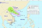 Biển Đông có bão số 1, Bắc bộ sắp mưa to