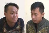 Quảng Ninh: Bắt khẩn cấp 2 phụ xe côn đồ