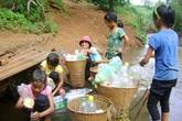Kon Tum: Bệnh đường ruột tăng đột biến vì thiếu nước sinh hoạt