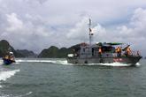 Quảng Ninh huy động nhiều phương tiện tìm kiếm máy bay CASA -212