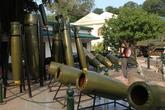 Thăm nơi lưu giữ những quả bom khổng lồ từng tàn phá Việt Nam