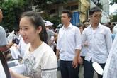 Kỳ thi THPT Quốc gia: 40 thí sinh bị đình chỉ trong ngày đầu tiên