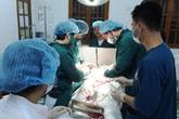 Hải Phòng: Cứu sống thai phụ chửa ngoài tử cung