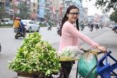 Tháng 3, hoa bưởi ngập tràn phố phường Hà Nội