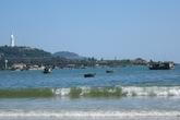 Nước biển Đà Nẵng vẫn an toàn