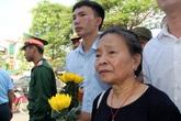 Nghẹn ngào lễ truy điệu phi công Trần Quang Khải