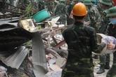 Xác định nguyên nhân ban đầu vụ sập nhà ở phố cổ Hà Nội