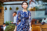 Thùy Dương gợi ý áo váy freesize cho phụ nữ gầy