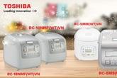 Nồi cơm điện tử Toshiba đa dạng các chế độ nấu