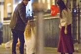 David Beckham và Victoria thể hiện tình yêu với con gái