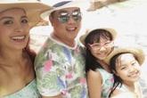 Chuyện nhà sao: mẹ Thúy Hạnh làm gì cùng con ngày hè?