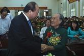 Tin vui đối với người có công trong dịp kỷ niệm 69 năm ngày 27/7