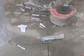 TP Huế: Dân lo sợ vì kim tiêm của con nghiện