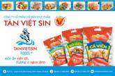 Công ty Cổ phần Tân Việt Sin Foods bị xử phạt