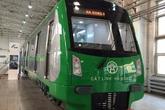 Tháng 10/2016, chạy thử đường sắt trên cao Cát Linh - Hà Đông