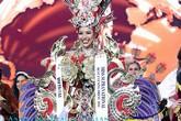 """Khả Trang là người mặc """"Trang phục dân tộc đẹp nhất"""" tại Hoa hậu Siêu quốc gia"""