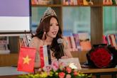 Lý do nào một siêu mẫu Việt Nam được chấm Hoa hậu Thế giới Ai Cập