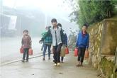 Hơn 500 học sinh Nghệ An nghỉ học sau hè