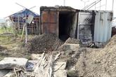 Hải Phòng: Hai công nhân bị bỏng khí gas khi mở container