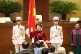 Bà Kim Ngân lần thứ hai tuyên thệ nhậm chức