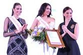 Phạm Hương mừng Lệ Hằng đại diện VN thi Miss Universe