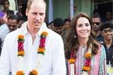 Hoàng tử William và Công nương Kate không bao giờ nắm tay nhau trước công chúng?