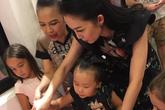 Lộ diện con gái Linh Nga xinh xắn trong ngày sinh nhật