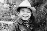"""Những hình ảnh hiếm hoi thời """"trẻ con"""" của Trần Lập"""
