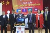 Ra mắt Cổng luyện thi THPT Quốc gia với hàng vạn bài tập
