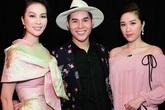 MC Thanh Mai khoe dáng xinh đẹp bên ca sĩ Bảo Thy