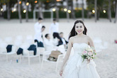 7 bộ váy cưới và phụ kiện hàng hiệu đắt giá trong đám cưới MC Mai Ngọc