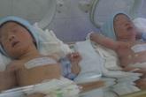 Cặp song sinh đầu tiên ở phía Nam: Người mang thai hộ chịu lắm gièm pha