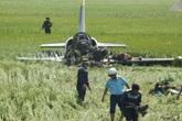 Thủ tướng Chính phủ chỉ đạo về vụ máy bay quân sự rơi tại Phú Yên