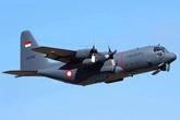 Indonesia: Rơi máy bay quân đội, 13 người chết
