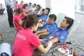 """""""Mùa hè nhân ái"""" tiếp nhận hơn 1.000 đơn vị máu"""