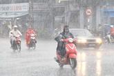 Sau bão, miền Bắc đón áp thấp nhiệt đới kèm mưa lớn