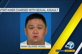 Truyền hình Mỹ đưa tin Minh Béo bị bắt