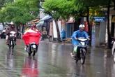 Miền Bắc bước vào đợt mưa từ ngày 3/8