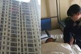 Bé trai 3 tuổi sống sót kỳ diệu sau khi rơi từ tầng 15 xuống đất