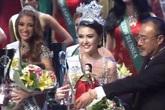 Ngọc Duyên bất ngờ giành ngôi Hoa hậu ở Nữ hoàng Sắc đẹp Toàn cầu