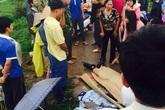 Hà Nội: Mưa to, một công nhân bị sét đánh tử vong