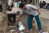 """Sau vụ nổ bốt điện Hà Đông: """"Tử thần"""" vẫn rình rập nhiều nơi"""