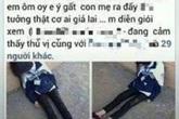Nữ sinh đánh bạn đến ngất xỉu rồi khoe trên Facebook