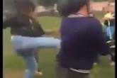 Xác minh làm rõ clip nữ sinh đánh bạn dã man