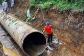 Lo lắng vì nhà thầu Trung Quốc được chọn làm ống cấp nước sông Đà thứ 2