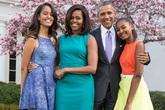 Cách nuôi dạy con gái tuyệt vời của vợ chồng ông Obama được nhiều người ngưỡng mộ