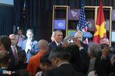 Tổng thống Obama đối thoại với giới startup Việt